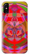 1015 Abstract Thought IPhone Case