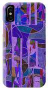 1022 Abstract Thought IPhone Case
