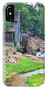 Sixes Mill - Dukes Creek - Square IPhone Case