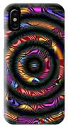 1043 Abstract Thought IPhone Case