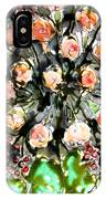 Heavenly Flowers IPhone Case
