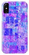 1065 Abstract Thought IPhone Case