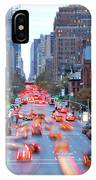 10th Avenue Rush Hour IPhone Case