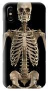 Bones Of The Upper Body IPhone Case