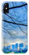 Charlotte Downtown IPhone Case