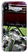 Hillsborough IPhone Case