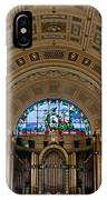 Interior Of St Georges Hall Liverpool Uk IPhone Case