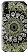Kaleidoscope Ernst Haeckl Sea Life Series IPhone Case
