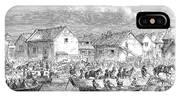 Second Opium War, 1860 IPhone Case