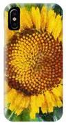 Spring Wild Flower IPhone Case