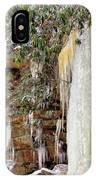 Usa, West Virginia, Blackwater Falls IPhone Case