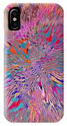 1106 Abstract Thought IPhone Case