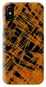 1126 Abstract Thought IPhone Case
