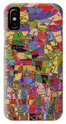 1144 Abstract Thought IPhone Case