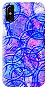 1166 Abstract Thought IPhone Case