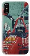 Automobile Racing IPhone Case