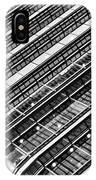 Canary Wharf London Abstract IPhone Case