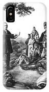 John Wesley (1703-1791) IPhone Case