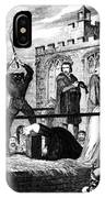 Lady Jane Grey (1537-1554) IPhone Case
