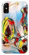 SAX IPhone Case
