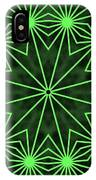 12 Stage Limelight IPhone Case