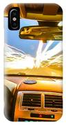 Traveling At Speed Of Light IPhone Case