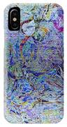 1222 Abstract Thought IPhone Case