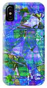 1289 Abstract Thought IPhone Case