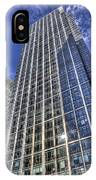 Canary Wharf Tower IPhone Case