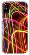 Energy Lines IPhone Case