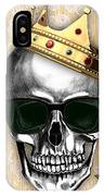 Skull Art Collection IPhone Case