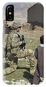 U.s. Army Soldier Provides Security IPhone Case