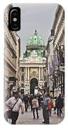Vienna Austria IPhone Case