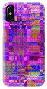 1302 Abstract Thought IPhone Case