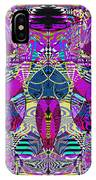 1310 Abstract Thought IPhone Case