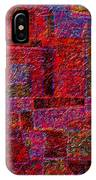 1346 Abstract Thought IPhone Case