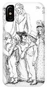 Scene From Pride And Prejudice By Jane Austen IPhone Case