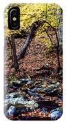 South Branch Quantico Creek IPhone Case