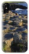 The Giants Causeway IPhone Case