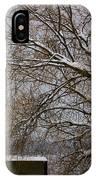 140303a-13 Winter Color IPhone Case