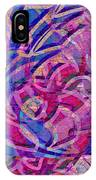 1412 Abstract Thought IPhone Case