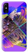 1422 Abstract Thought IPhone Case