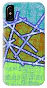 1455 Abstract Thought IPhone Case