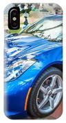 2014 Chevrolet Corvette C7 IPhone Case
