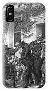 Edward Jenner (1749-1823) IPhone Case