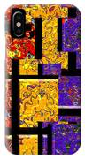 1517 Abstract Thought IPhone Case
