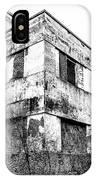 Abandoned Sanatorium IPhone Case