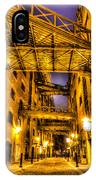 Butlers Wharf London IPhone Case
