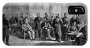 Lee's Surrender, 1865 IPhone Case