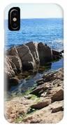 Tossa De Mar Costa Brava IPhone Case